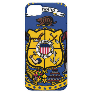 Wisconsin state seal.jpg barely there iPhone 5 case