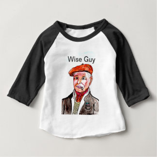 Wise Guy Baby T-Shirt