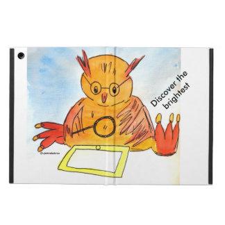 Wise Owl iPad Case