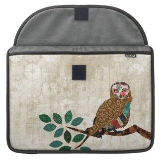 Wise Owl Serenity Macbook Sleeve MacBook Pro Sleeves