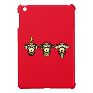 Wiser Apes iPad Mini Cover