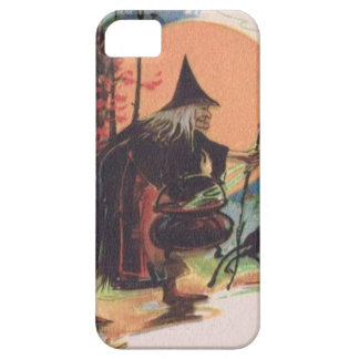 Witch Black Cat Full Moon Case For The iPhone 5