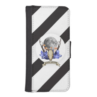 Witch Doctor Striped Samsung Galaxy S4 Wallet Case