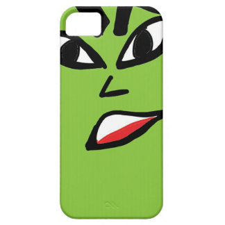 witch green face iPhone 5 case