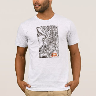 Witch Hunter #22 Grey T-Shirt