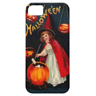 Witch & Jack O' Lanterns Barely There iPhone 5 Case