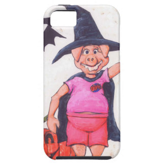 Witch Pig iPhone 5 Cover
