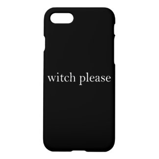 Witch Please iPhone 8/7 Case