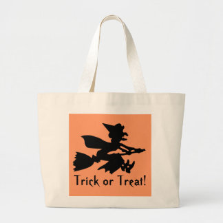 WITCH! Trick or Treat bag