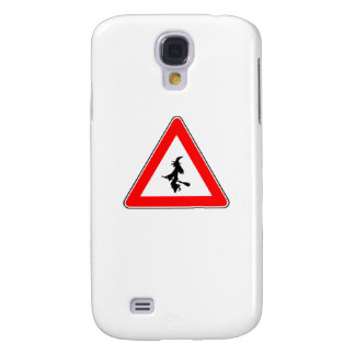 Witch warning galaxy s4 case
