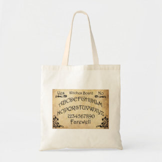Witches Board Tote Bag
