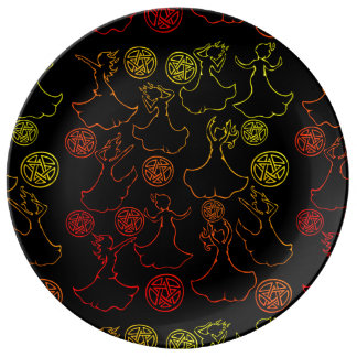 Witches Coven Plate
