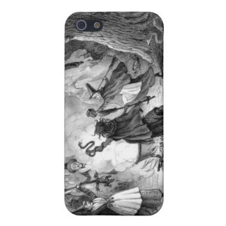 Witches Frolic iphone case iPhone 5 Cases