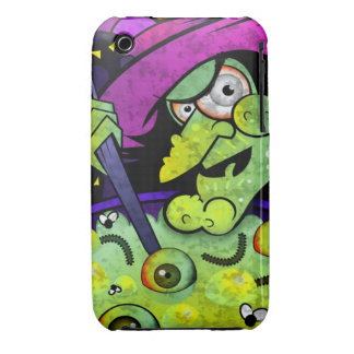 Witch's Brew iPhone3G/3GS Barely There Case
