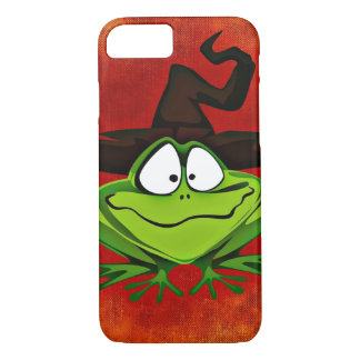 Witchy Frog iPhone 7 Case
