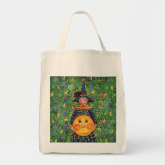 Witchypoo Trick or Treat Tote - SRF Tote Bags