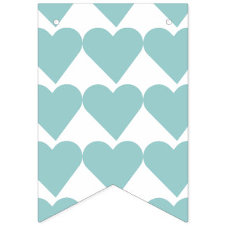 """WITH LOVE"" BUNTING"