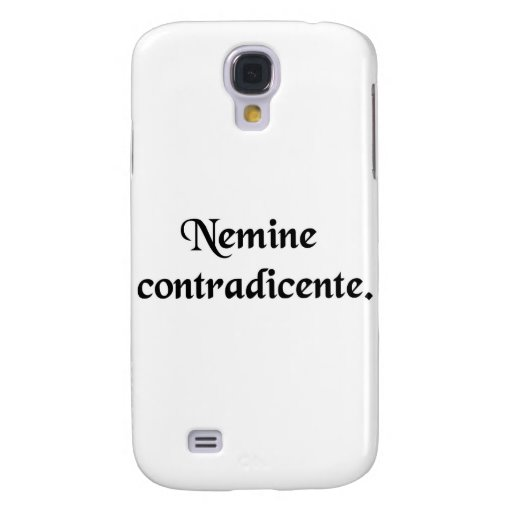 With no one speaking in opposition. samsung galaxy s4 cases