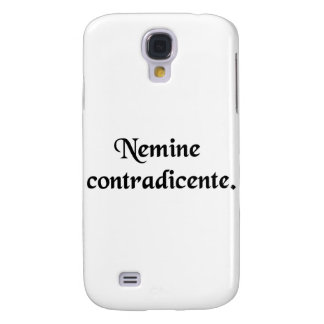 With no one speaking in opposition. galaxy s4 case