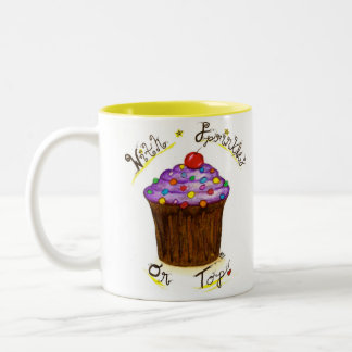 With Sprinkles On Top Mug