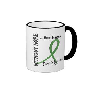 Without Hope Tourette's Syndrome Coffee Mug