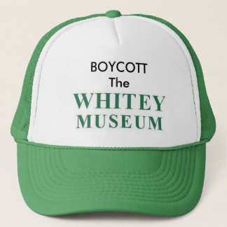 Witte Museum Protest Hat