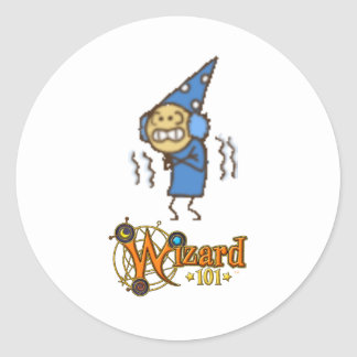 Wizard101 Ice Doodle Stickers