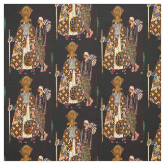 Wizard and Magician Fabric