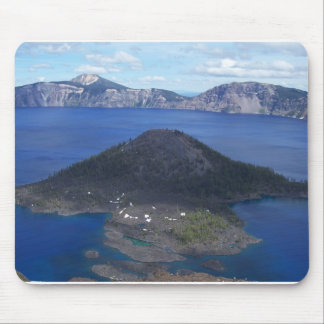 WIZARD ISLAND MOUSE PAD