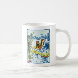 Wizard of Oz Basic White Mug