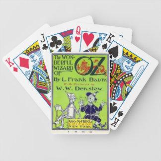 Wizard of Oz Poker Deck