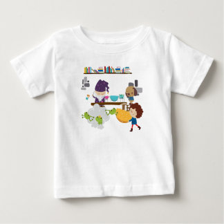 Wizard's Workshop from Fairy Tale Kingdom Baby T-Shirt
