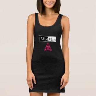 (Wo) Man Sleeveless Dress