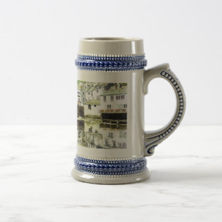'Wobbly Windows' Stein 18 Oz Beer Stein
