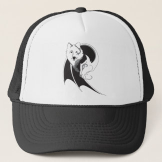 Wolf & Dragon Caps