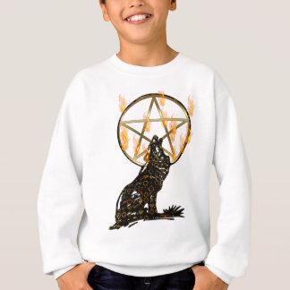 Wolf Pentagram Sweatshirt
