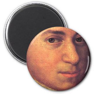 Wolfgang Amadeus Mozart Stuff Magnet