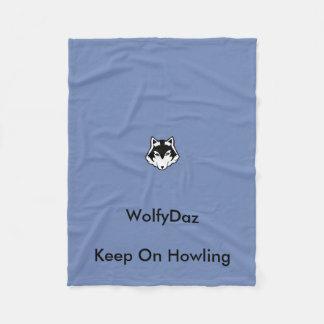 WolfyDaz Blanket