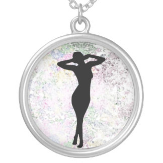 Woman6 WhiteOut Necklace