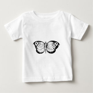 Woman Butterfly Baby T-Shirt