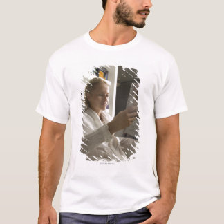 Woman in hairdressing salon T-Shirt
