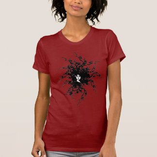Woman of the weeds t shirts