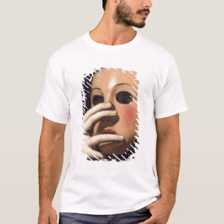 Woman with a Mask T-Shirt