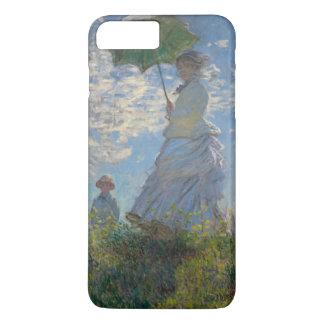 Woman with a Parasol by Claude Monet iPhone 8 Plus/7 Plus Case