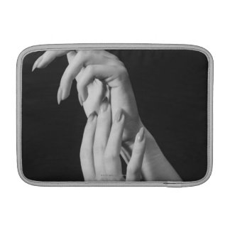 Womans Hands Sleeve For MacBook Air
