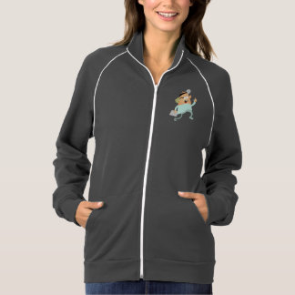 Woman's Track Jacket