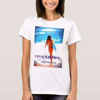 Women Body Boarders Rule T-Shirt