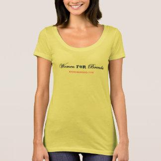 Women for Brenda Lenard American Apparel Poly-Cot T-Shirt