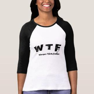 Women Think Faster T-Shirt