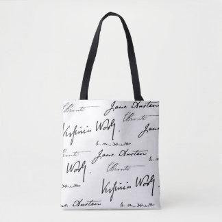 Women Writers Tote Bag